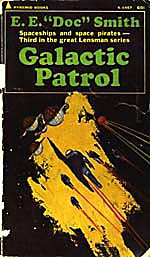 Galactic Patrol cover