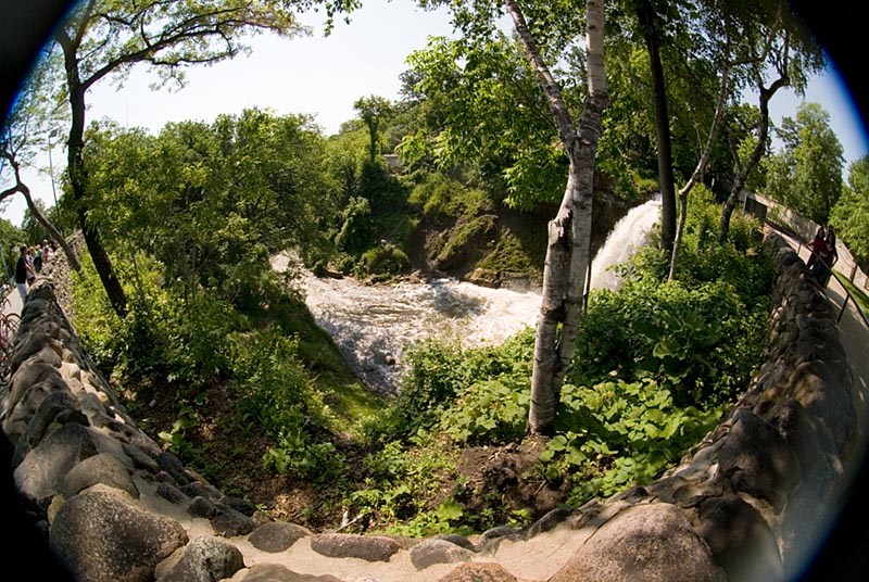 Minnehaha Fisheye