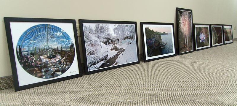 Cheap Framing at Large Sizes