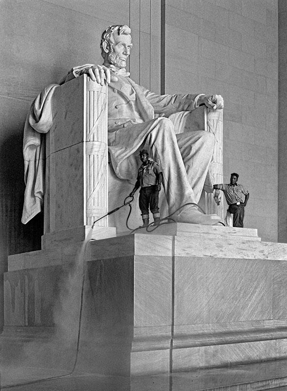 DDB-Lincoln Memorial