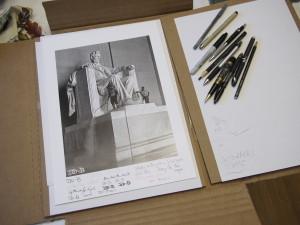 Testing Print Signing