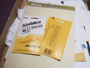 Kodalux mailers