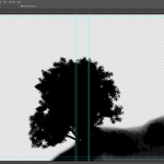 Ground reference -- built of 3 image layers and one adjustment layer