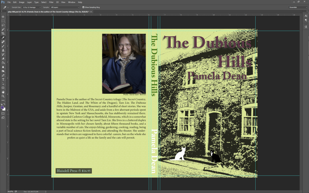Current draft cover