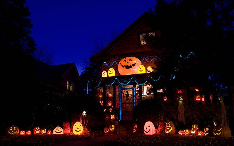 Richard Tatges Halloween Decorations